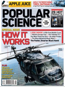 PopSci April 2009 Issue